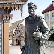 Ojciec Bernard z Wąbrzeźnia - Grodzisk Wielkopolski