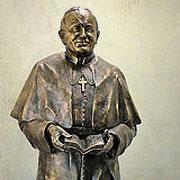 Jan Paweł II - Kościan