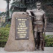 Pomnik Powstańca Wielkopolskiego - Gostyń