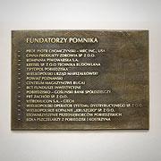 Lista fundatorów