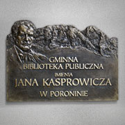 Patron - Jan Kasprowicz