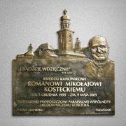 Ks. Roman Kostecki.