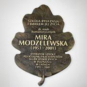 Patron - Mira Modzelewska