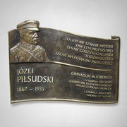 Patron - Józef Piłsudski