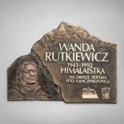 Wanda Rutkiewicz - himalaistka