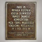 Park im. Michała Kleofasa Księcia Ogińskiego