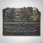 prof. Władysław Węgorek