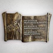 Jan Paweł II - Września