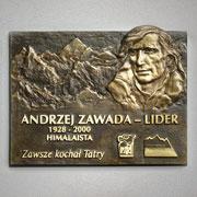 Andrzej Zawada - Himalaista